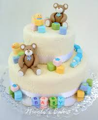 photo baby shower cakes pinterest image