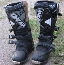 oxtar motocross boots myydään oxtar crossi saappaat