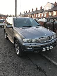 2005 bmw x5 3 0d semi auto 4x4 drive like dream in castlereagh