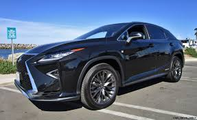 lexus jeep 2017 2017 lexus rx450h f sport road test review by ben lewis