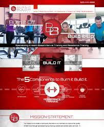 yoga studio website design fitness web design pilates custom
