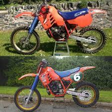 rc motocross bike 1986 honda