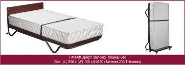 Folding Rollaway Bed Metro Hotel Supplies Dubai Uae Camilton Kinglion Pranzo