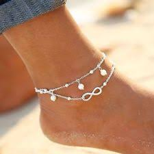 ankle bracelet with images Ankle bracelet anklets ebay jpg