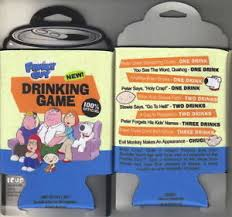 huggie drink the family tv series drink can cooler huggie
