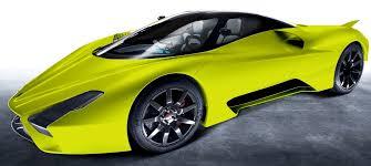 car revs daily com 100 color renders of ssc tuatara paint test