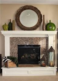 Diy Fireplace Cover Up Nice Vintage Art Crafts Bronze Sculpture Statue Deco Style Home