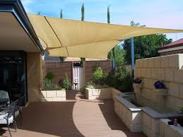 diy shade ideas for patio brown patio shade ideas cement picture