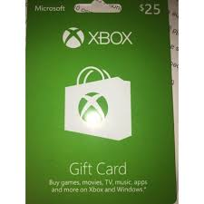 xbox gift card microsoft xbox gift card 25 xbox live gift cards gameflip