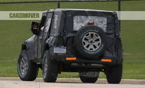jeep wrangler rumors 2018 wrangler jl rumors jeeps forum
