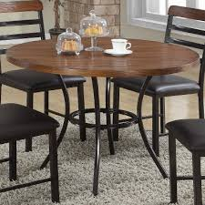 crown mark dining tables james round dining table 1245t 42 round