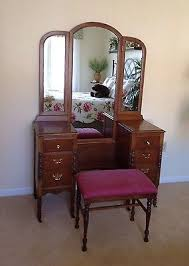 Vanity Dresser With Mirror 53 Best Antique Furniture Vanities And Dressers Images On