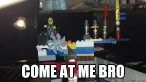 Funny Lego Memes - come at me bro robins lego meme quickmeme