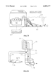 patent us6089177 trim tab and variable exhaust system especially
