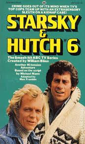 Startsky And Hutch Starsky And Hutch Pb 1976 1978 Novel Series Comic Books