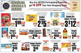 shoprite hours thanksgiving score up to a 6 money maker 7 free kellogg u0027s cereals at