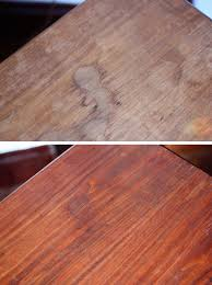 how to clean wood table with vinegar my friends on the vineyard always swore by this mayonnaise to treat
