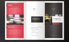 free brochure template downloads simple brochure template 10 beautiful and free brochure