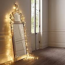 Corner Of Room by Floor Mirrors With Lights Can Be Placed In A Dark Corner Of The