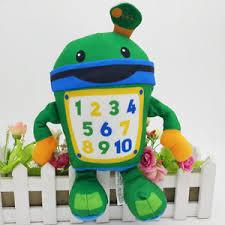 nickelodeon team umizoomi bot plush 9 doll fisher price