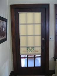 treatment front door window coverings