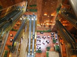 Trump Tower Ny Big Apple Secrets Donald Trump Indoor Space For The Cold Weather