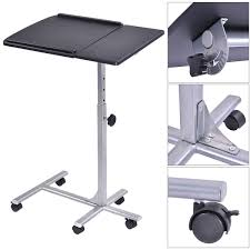 Adjustable Height Laptop Desk by Adjustable Angle U0026 Height Rolling Laptop Table Desks Office