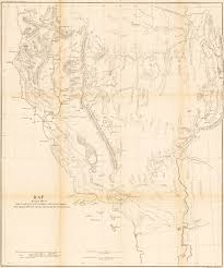 Map Of Salt Lake City Utah by Map Detailing The March Of L Col Steptoe From Ft Leavenworth To