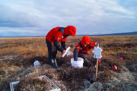 studying climate change korean scientists warm to western alaska