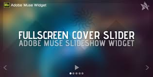 free muse template awesome fullscreen cowl slider for adobe muse muse widgets