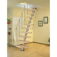 dolle treppe dolle systemtreppe basel 11 stufen inkl geländer kaufen bei obi
