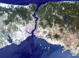 Istanbul Turkey Map Istanbul Turkey Volcanoes Natural Disasters Earth Watching