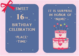 gorgeous surprise birthday party invitations for your loved ones