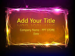 free award powerpoint template red carpet award ceremony