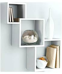 Bathroom Wall Mounted Shelves Bathroom Wall Storage Shelves White Bath Wall Storage Shelf With