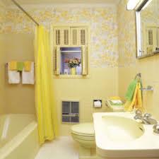 yellow tile bathroom ideas walls bathroom large yellow decorating ideas hedia