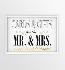Mirs Rugs Cards And Gifts For The Mr U0026 Mrs Wedding Sign Instant