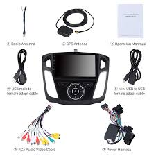 inch android 7 1 1 radio bluetooth navigation system for 2011 2012