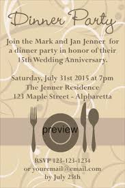 Party Invitation Wording Extraordinary Dinner Party Invitations Wording 4 Given Inexpensive