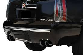 cadillac escalade performance upgrades corsa 14886blk corsa performance exhaust free shipping