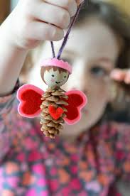 deshilachado manualidades navideñas para niños christmas crafts