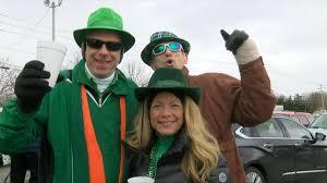 spirit halloween boardman ohio cold can u0027t stop spirit of valley u0027s st patrick u0027s day parade wkbn com