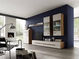 Wohnzimmerm El Pinie Wohnwand Weiß Nussbaum Bequem Auf Wohnzimmer Ideen In Unternehmen