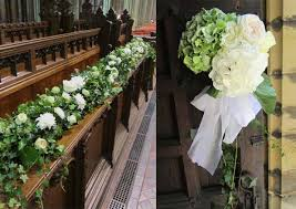 wedding flowers surrey garland and door decoration boutique blooms floral design styling