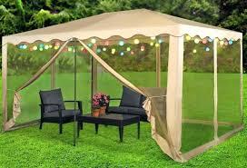 Portable Patio Gazebo Portable Gazebo Shade Canopy Tents Walmart Canada Etsustore