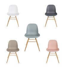 scandi chair 2 albert kuip retro dining chairs in powder pink cuckooland