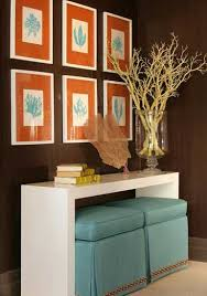 Turquoise And Orange Bedroom 22 Modern Interior Design Ideas Blending Brown And Orange Colors