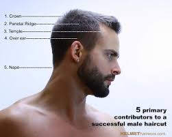 mens over the ear hairstyles how to cut men s hair diagram awesome cuts for guys pinterest