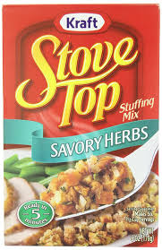 stove top dressing stove top mix savory herb 6 ounce box
