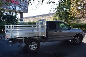 truck toyota toyota aluminum truck beds alumbody